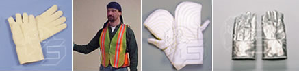 Miscellaneous safety clothing products